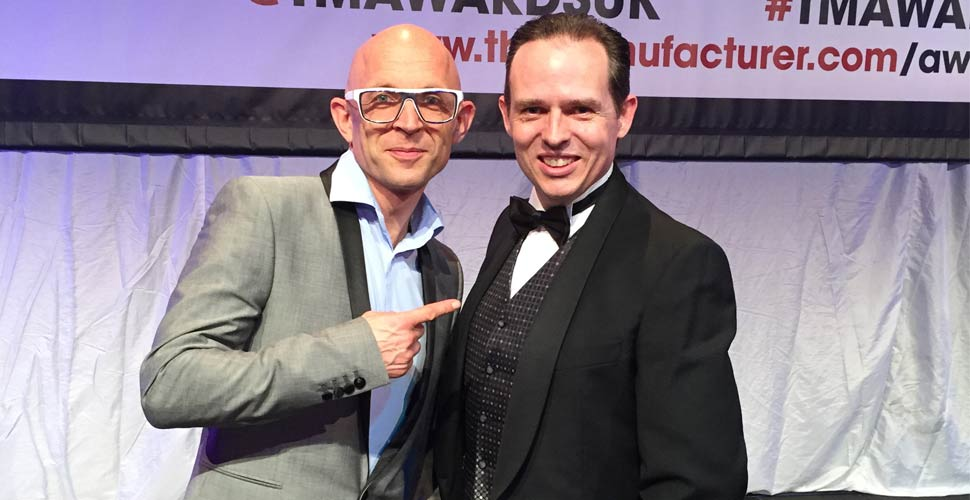 slide jason bradbury martin bailey tma awards