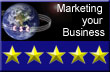 Marketing your Business - 4 star award